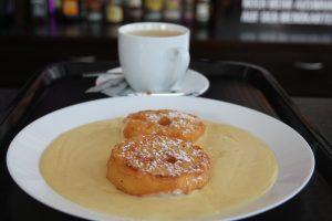 Wurst und Durst Desserts Apfelringe