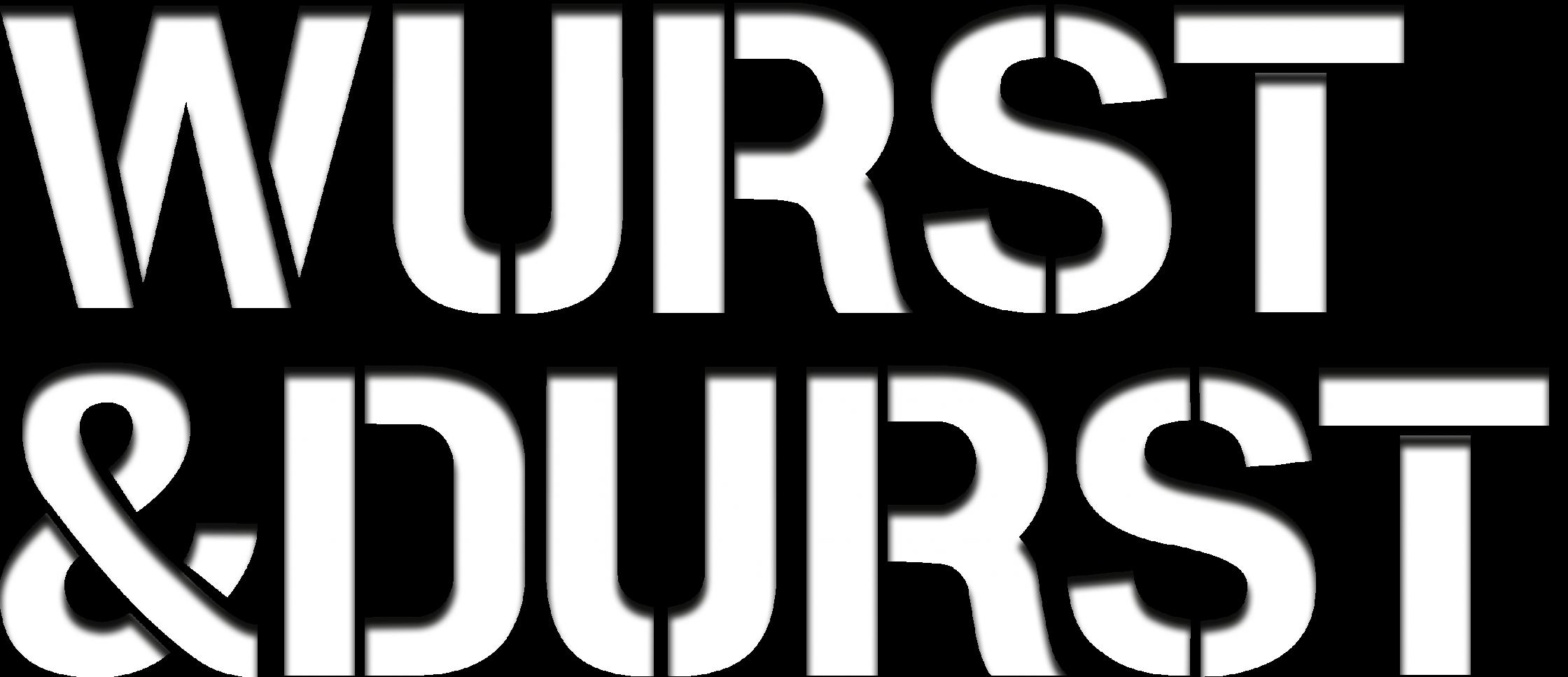 Logo Wurst und Durst