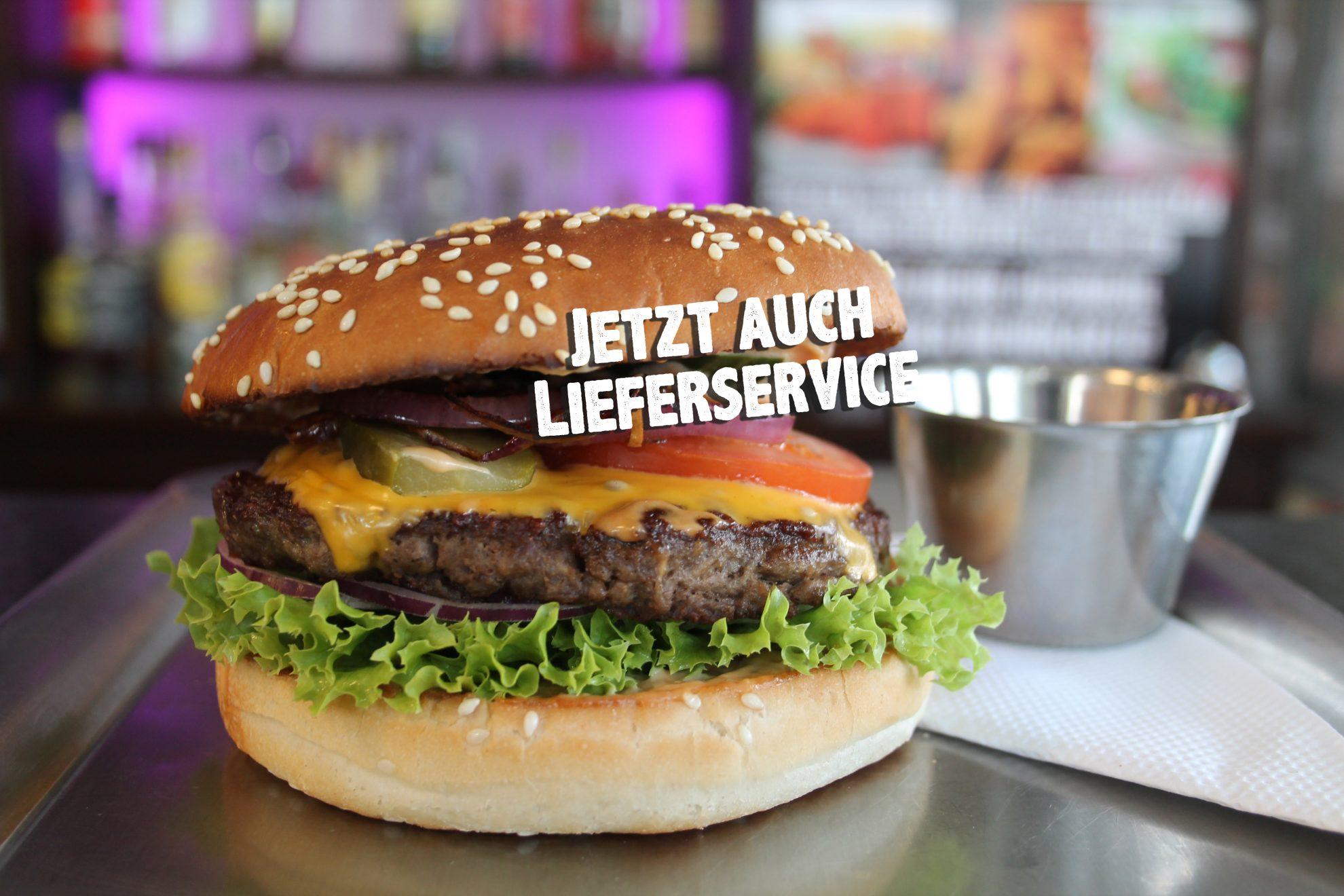 Beef Burger von Wurst & Durst - wir liefern Burger und Fast Food in Kornwestheim und 10 km Umkreis